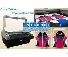 Laser Cutting Dye Sublimation