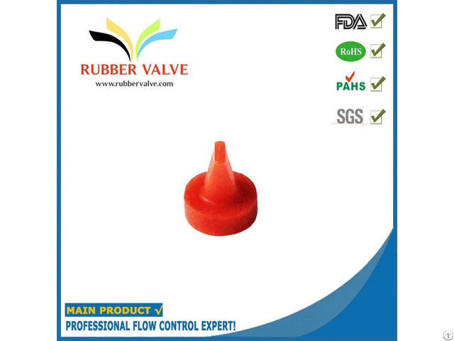 Silicone Duckbill Valve Fda Medical Grade