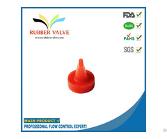 Silicone Duckbill Valve Fda Medical Grade