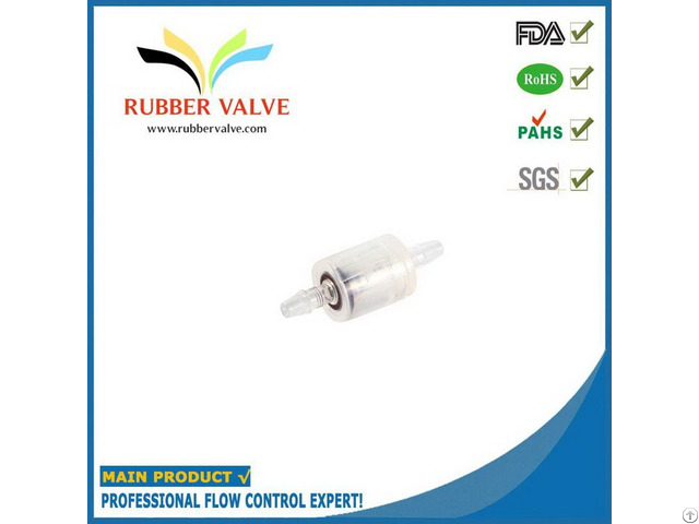 Plastic Food Grade Water Control Valve Mini