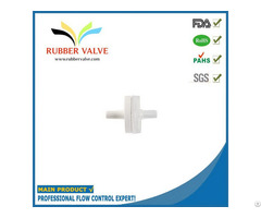 Medical Grade Micro Plasitc Air Valve