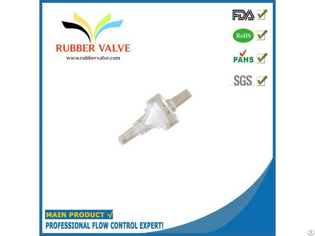 Medical Complied Check Valve Price Made In China