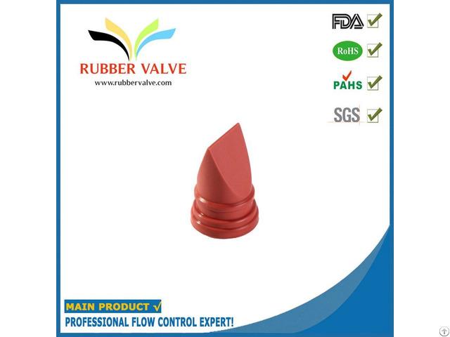 Custom Rubber Silicone Duckbill Valve