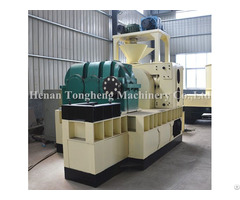 Double Roller Briquetting Machine For Briquette Making