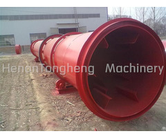 Large Scale Rotary Dryer For Grains Sand Slime Drying