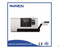 Sl Series Slant Bed Cnc Lathe Machine