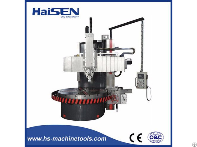 C Series Conventional Single Column Vertical Lathe Machine