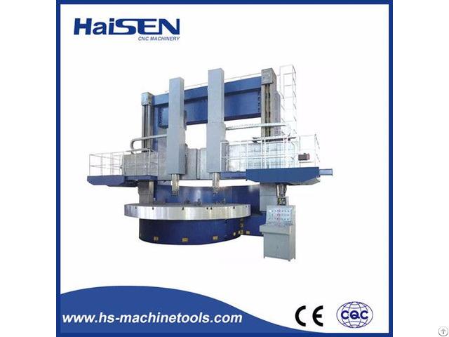 Ck Series Cnc Double Column Vertical Lathe Machine