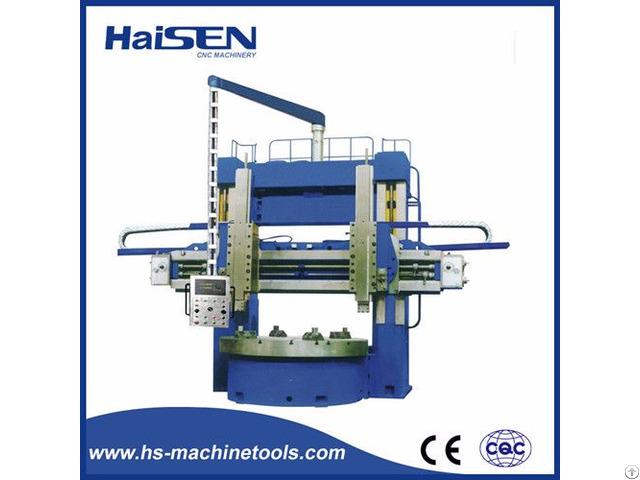 C52 Series Conventional Double Column Vertical Lathe Machine