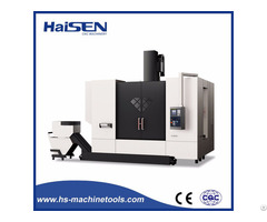 Gh Series Small Type Cnc Gantry Machine Center