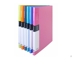 Colorful Clear File Folder