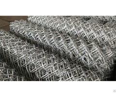 Heavy Zinc Coated Chain Link Mesh