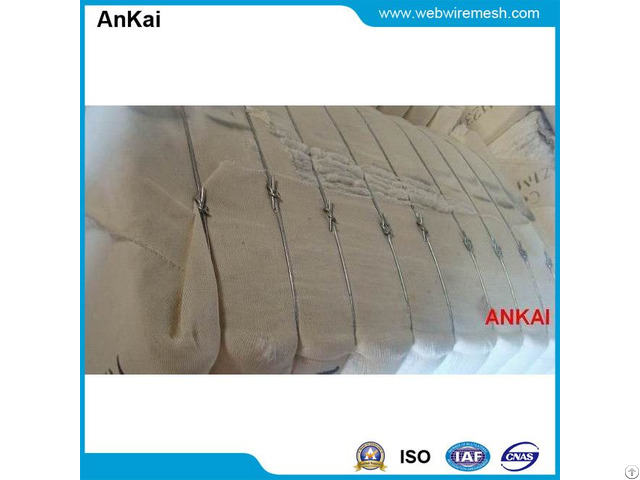 Cotton Bale Package Loop Wire Ties
