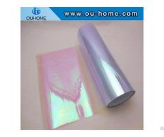 Bt201 Discoloration Transparent Rainbow Film