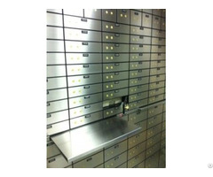 Competitive Price Hotel Safes Security Safe Deposit Boxes