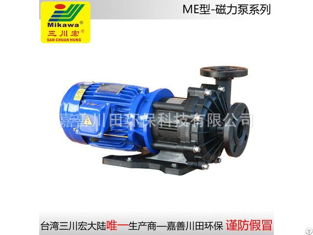 Magnetic Pump Me75102 Frpp