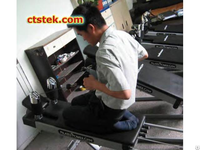 Exercise Equipment Preshipment Inspection