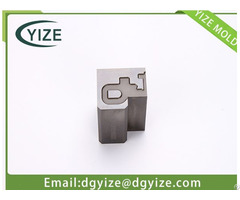 Carbide Mould Part Maker Custom Mold Components Supplier Yize