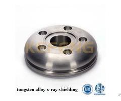 Tungsten Alloy Radiation Shielding