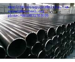 Black Grooved Erw Pipe Gb T3091 1993 Q235a Galvanized Welded For Low Pressure Fluid Conveyance