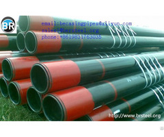 Api 5ct Oil Water Geothermal Well Special Steel Pipe