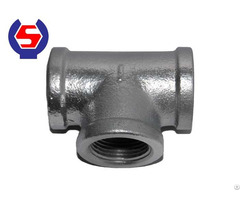 90°tees Malleable Iron Pipe Fittings
