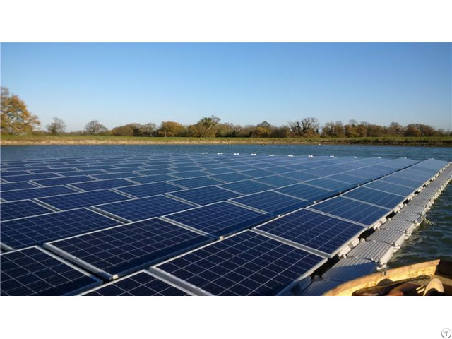Solar Power Farm System