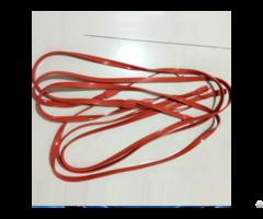 Flexible Silicone Rubber Strip Heater