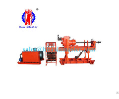 Zdy 2300 Full Hydraulic Tunnel Drilling Rig Adopts Hydraulics Transmission Mechanism