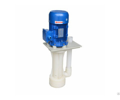 Cs Vertical Submerged Centrifugal Chemical Pump