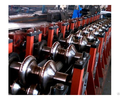 Highway Guard Rail Roll Forming Machine Manufacturer China