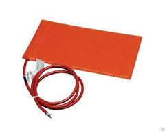 Heating Pad 220v Silicone Rubber Heater