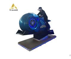 9d Virtual Reality Vr Motor Car Racing Driving Simulator