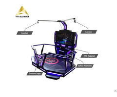 Platform Virtual Reality Equipment For Theme Park