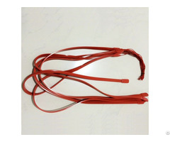 Customized Pipe Heating Silicone Rubber Tape Heater