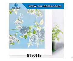 Stained Glass Printing Adhesive Sticker Smart Window Film