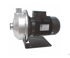 Ms Light Duty Stainless Steel Stamping Single Stage Centrifugal Pump