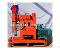 Zlj 650 Grouting Reinforcement Drilling Rig Is Mainly Used For Different Angles In Underground Mine