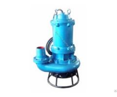 Zjq Submersible Slurry Not Clogging Pump