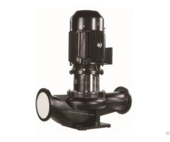 Td Inline Single Stage Pipeline Centrifugal Pump