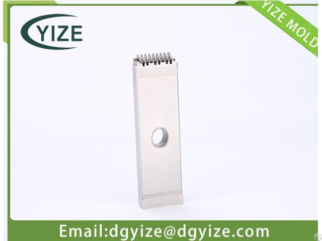 High Precision Jigs And Fixtures Molding Products Supply Connector Mould Part Manufacturer