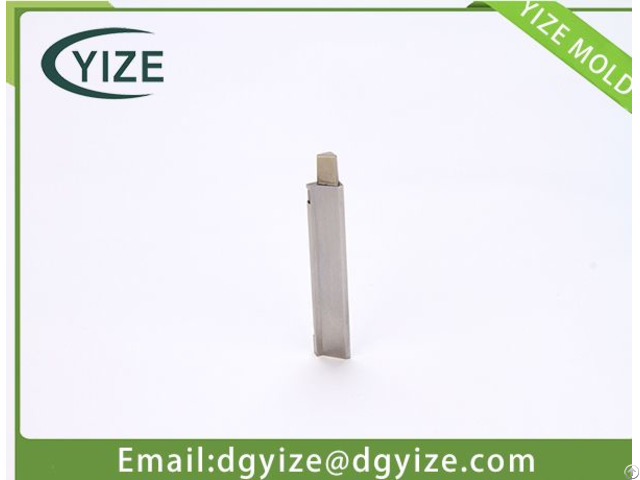 Round Tip Inserts For Connector Molding Machine With Good Service