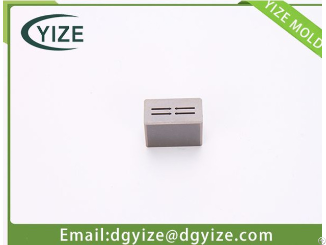 Manufacturing Inserts With Cnc Machining The Accuracy Can Reach 0 002
