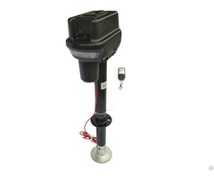 Product 3500lbs Electric Power Lift Tongue Jack 12v Remote Control