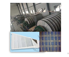 Upright Filter Cloth And Multi Disc Bag Alkali Resistance