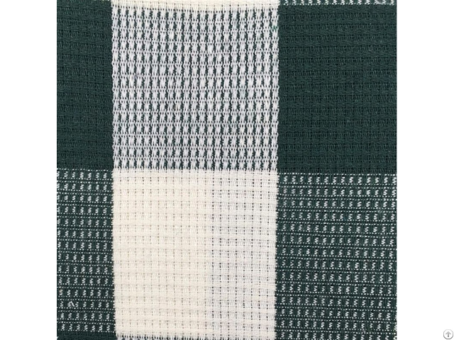 100% Cotton Yarn Dyed Fabric