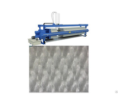 Belt Filter Double Press Cloth In China