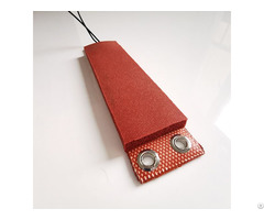 Customized Powered Silicon Rubber Heater