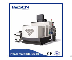 Glh Series Fixed Beam Gantry Milling Machine Center