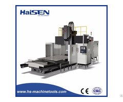 Gkh Series Moving Crossrail Gantry Milling Machine Center